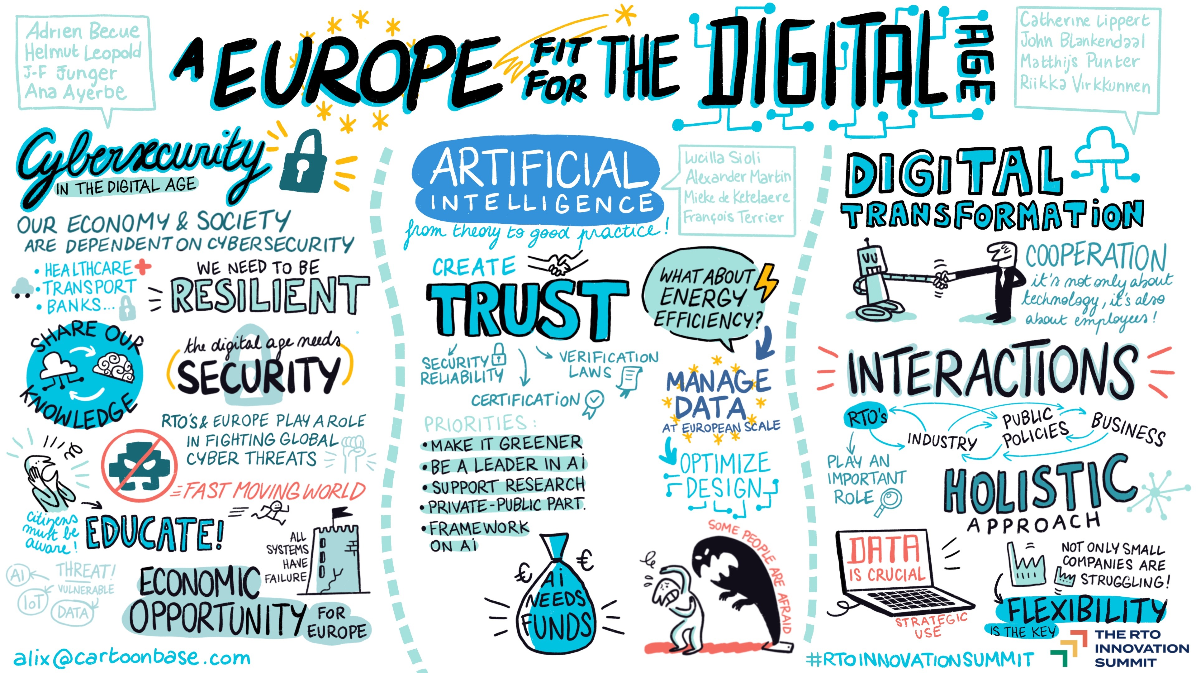 A Europe Fit for the Digital Age